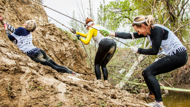 Breaker - Adult Obstacle Hard as Nails Mud Obstacle Course