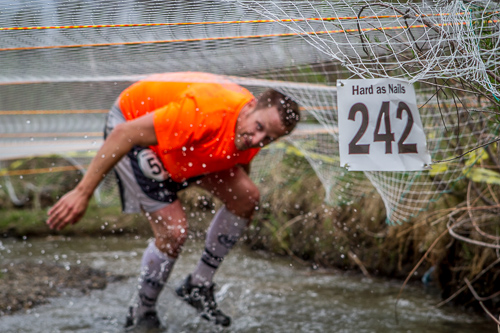 Adult Course - Colorado Mud Run - Hard as Nails Mud Obstacle Race Westminister, Colorado